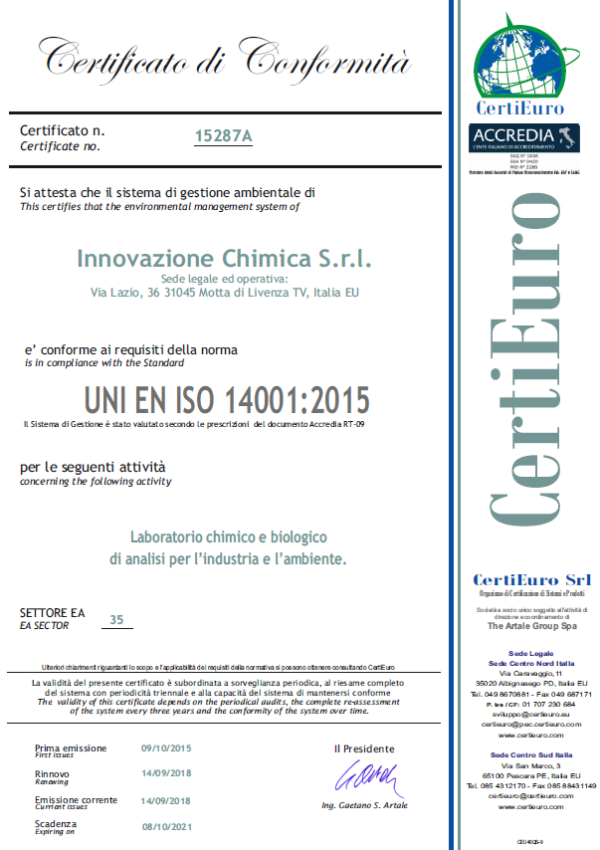 UNI EN ISO 14001_2015